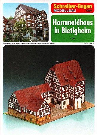 Schreiber-Bogen - Hornmoldhaus in Bietigheim - 1/160
