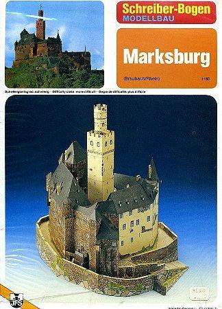 Schreiber-Bogen - Marksburg - 1/160