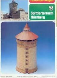 Schreiber-Bogen - Spittlertorturm Nürnberg - 1/160