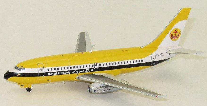 AERO CLASSICS - BOEING 737-200 ROYAL BRUNEI - 1/400