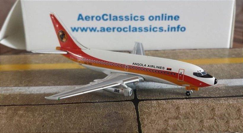AERO CLASSICS - BOEING 737-200 LINHAS AEREAS DE ANGOLA - 1/400