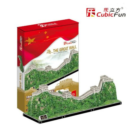 CubicFun - The Great Wall - Puzzle 3D