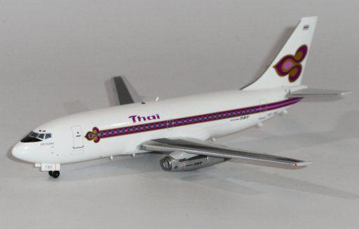 """Aero Classics - Boeing 737-200 """"Thai"""" - 1/400"""