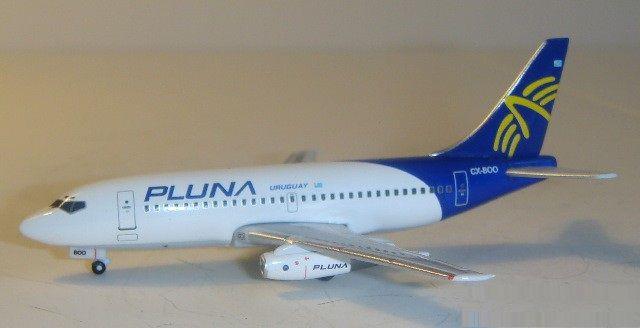 SMA - BOEING 737-200 PLUNA - 1/400