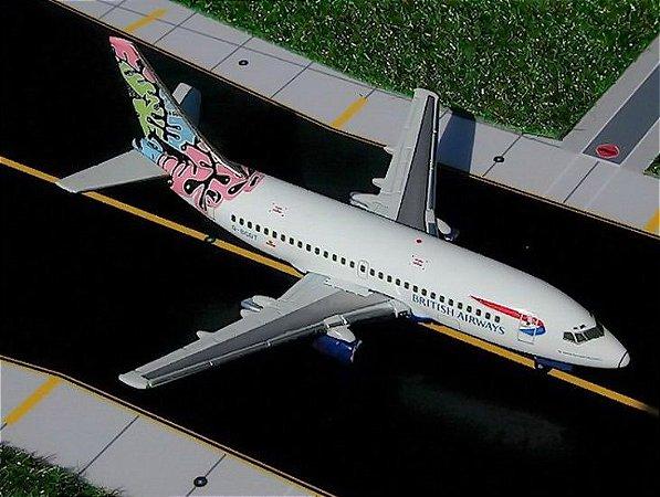GEMINI JETS - 737-200 BRITISH AIRWAYS - 1/400
