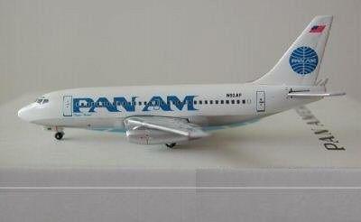 "Aero Classics - Boeing 737-200 ""Pan Am"" - 1/400"