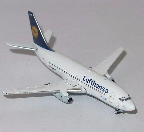 JET-X - BOEING 737-230 LUFTHANSA  - 1/400