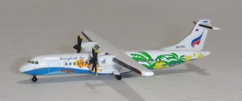 HERPA - BANGKOK AIRWAYS ATR-72 - 1/500