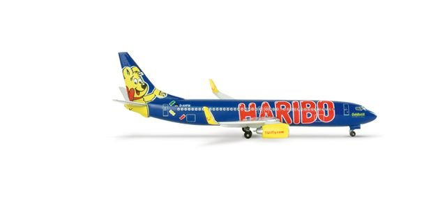 HERPA - BOEING 737-800 HARIBO - 1/500