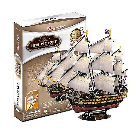 CubicFun - HMS Victory - Puzzle 3D