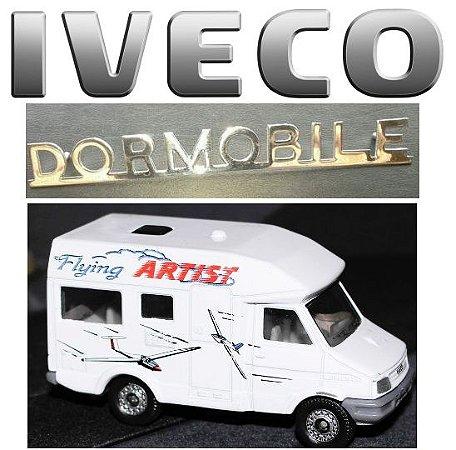 Siku - Iveco Dormobile Camping Car - 1/55