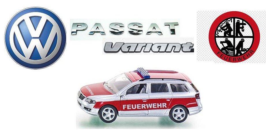 Siku - Volkswagen Passat Variant von Feuerwehr (Corpo de Bombeiros) - 1/55