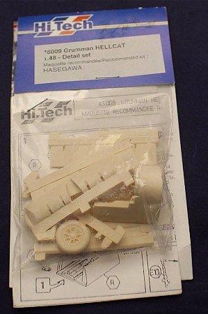 HI-TECH - GRUMMAN F6F HELLCAT - 1/48