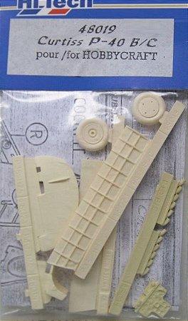 HI-TECH - P-40 B/C - 1/48
