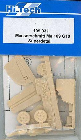 HI-TECH - MESSERSCHMITT BF-109 G10 - 1/48