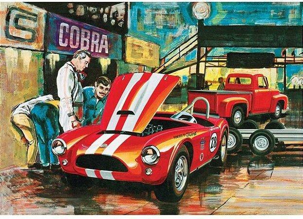 AMT - Cobra Racing Team - Grand Prix America - 1/25