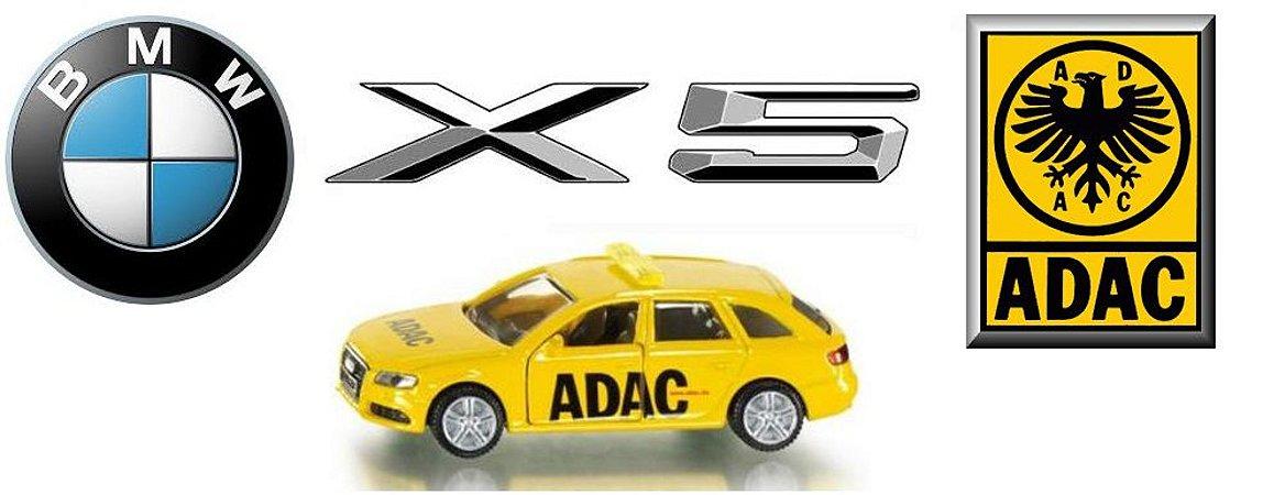 Siku - BMW X5 ADAC Pannenhilfe (Automóvel Clube Geral Alemão) - 1/55