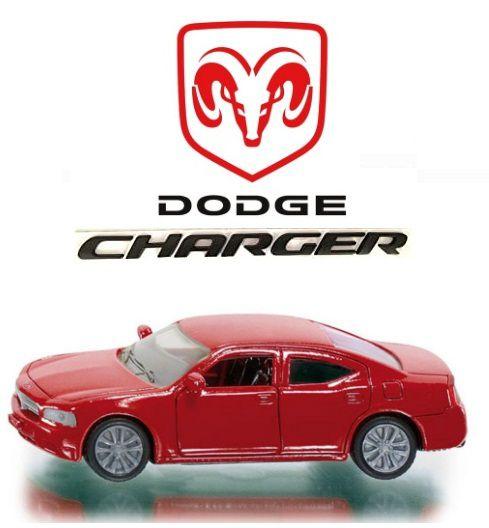 Siku - Dodge Charger - 1/55