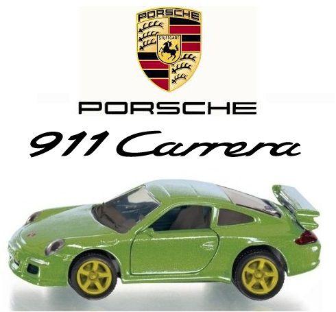 Siku - Porsche 911 Carrera - 1/55