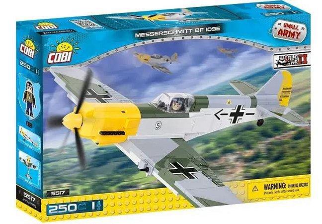 COBI - MESSERSCHMITT BF-109 E - BLOCOS DE MONTAR