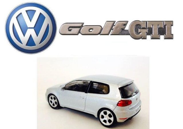 California Toys - Volkswagen Golf GTi - 1/43