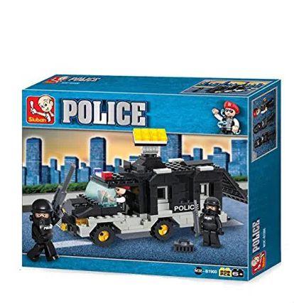 SLUBAN - POLÍCIA CARRO DE COMANDO