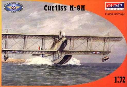 OLIMP MODELS - CURTISS N-9H - 1/72