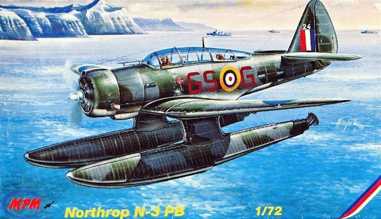 MPM - NORTHTROOP N-3PB - 1/72