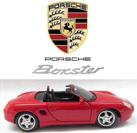 Maisto - Porsche Boxster (sem caixa) - 1/24
