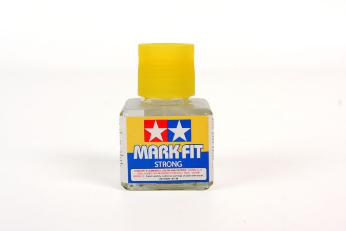 TAMIYA - MARK FIT (STORNG) - AMACIANTE P/ DECAL (FORTE) - 40ML