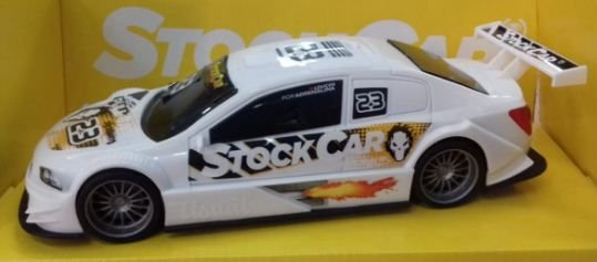 Usual Brinquedos - Stock Car Pull Back