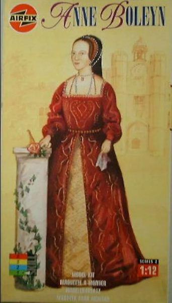Airfix - Anne Boleyn - 1/12