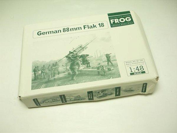 FROG - GERMAN 88MM FLAK 18 - 1/48