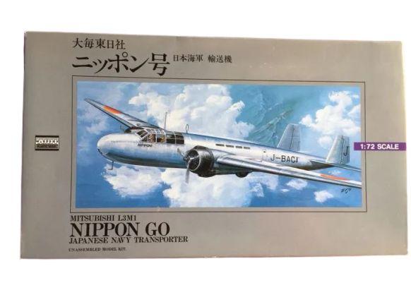 """Arii - Mitsubishi L3M1 """"Nippon Go"""" - 1/72"""