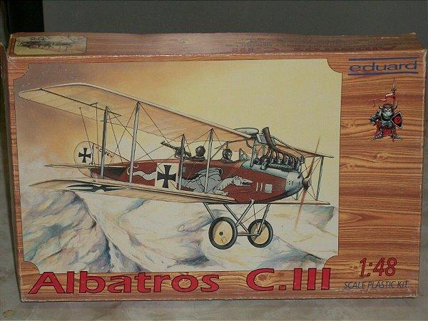 EDUARD - ALBATROS C.III - 1/48