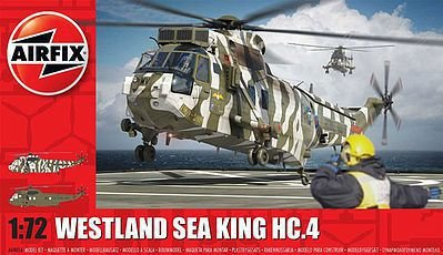 Airfix - Westland Sea King HC.4 - 1/72
