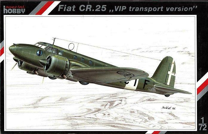 SPECIAL HOBBY - FIAT CR.25 - 1/72