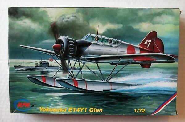 MPM - YOKOSUKA E14Y1 'GLEN' - 1/72