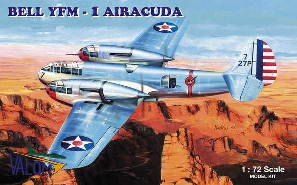 VALOM - BELL YFM-1 AIRACUDA - 1/17