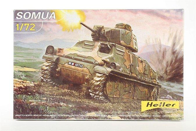 HELLER - SOMUA S35 - 1/72
