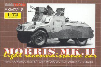 EXTRA TECH - MORRIS MK.II (LRC) - 1/72