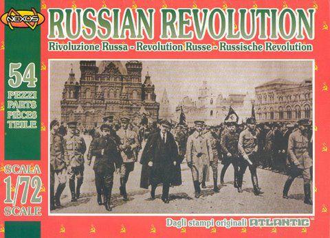 NEXUS - RUSSIAN REVOLUTION - 1/72
