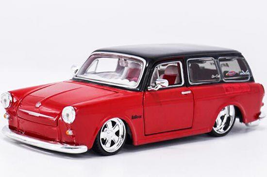 Maisto Allstars - Volkswagen 1600 Squareback (1967) - 1/24