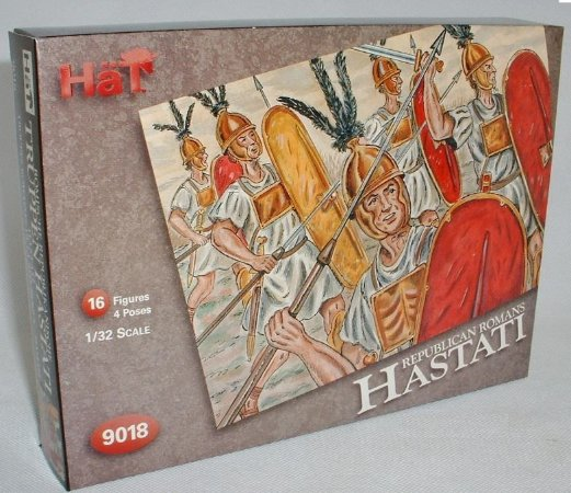 HAT - REPUBLICAN ROMANS HASTATI - 1/32