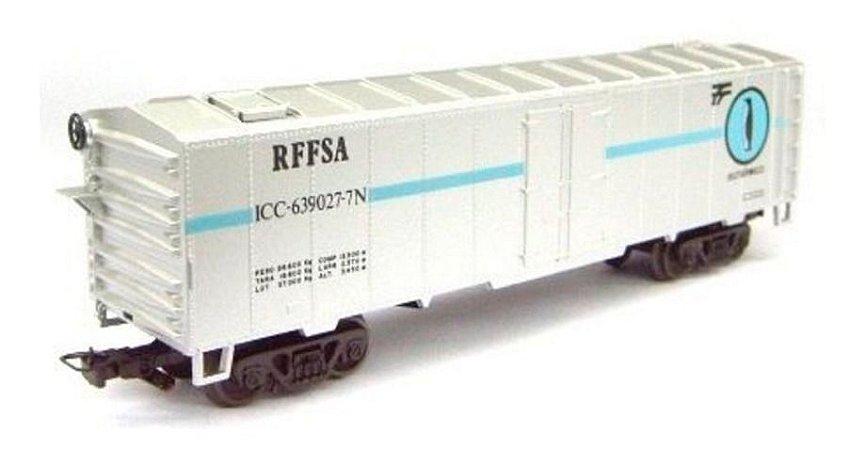 Frateschi - Vagão Isotérmico RFFSA (Rede Ferroviária Federal S/A) - HO