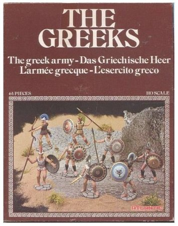 Atlantic - The Greeks - HO (1/87)