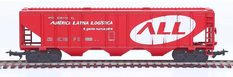 Frateschi - Vagão Hopper ALL (América Latina Logística) Fase II - HO