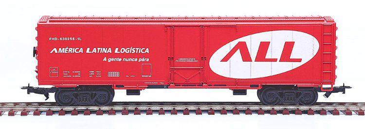 Frateschi - Vagão Fechado Hopper ALL (América Latina Logística) Fase II - HO