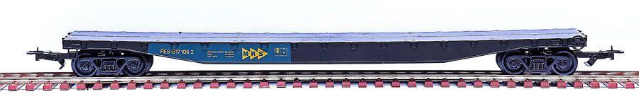 Frateschi - Vagão Plataforma MRS - HO