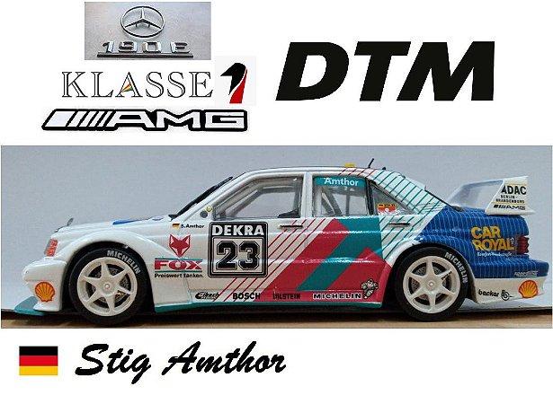 Minichamps - Mercedes-Benz 190E (Evolution2) Klasse 1 AMG DTM - 1/43